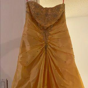 Dresses & Skirts - Bell inspired prom dress